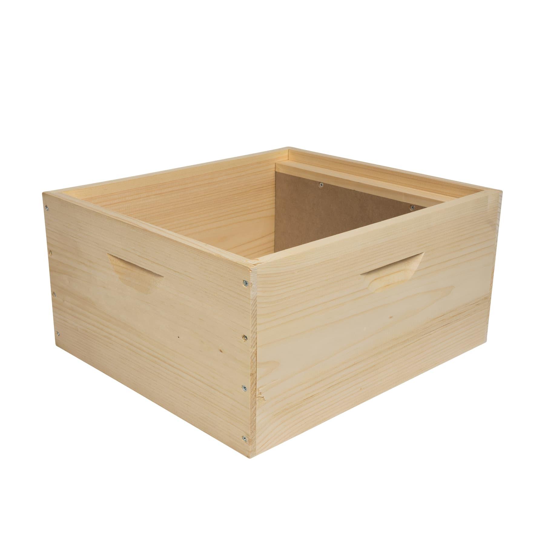 Simplex Brutraumzarge aus Holz für 10  Simplex Rähmchen