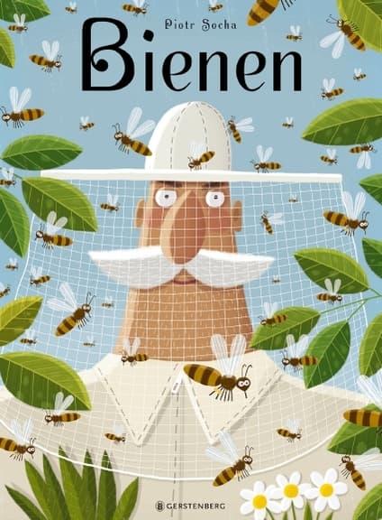 Bienen, Piotr Socha, Gerstenberg Verlag