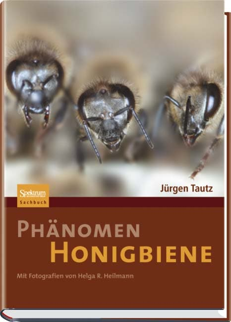 Phänomen Honigbiene, Jürgen Tautz