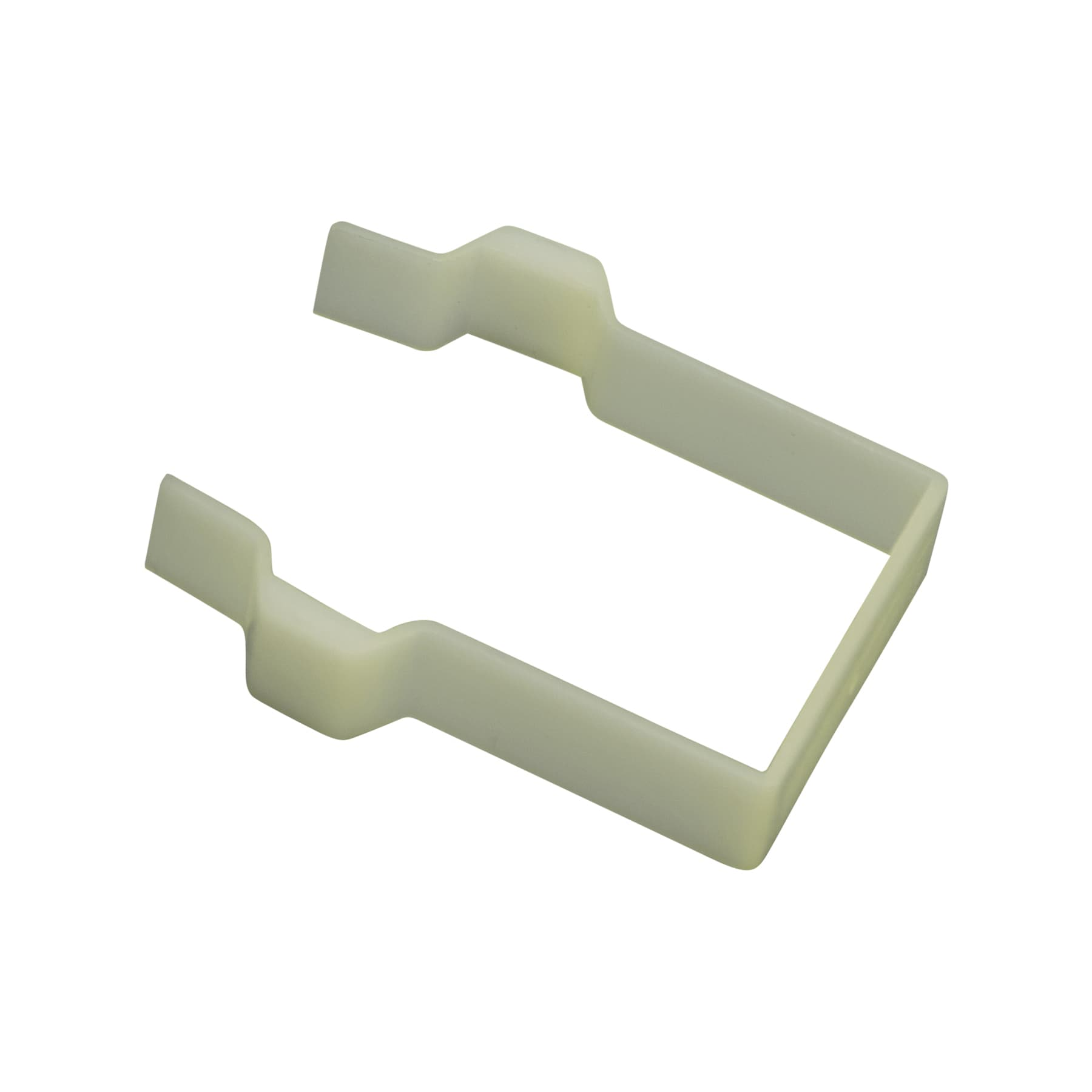 Abstandhalter aus Plastik passen zu Hoffmannrahmen leichte Ausführung, f. Oberträgerbreite  25 mm 100 St.
