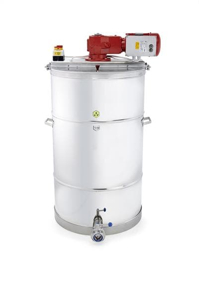 """Honigrührwerk für 600 kg mit 2"""" Kugelhahn einfachwandig original Artikelnummer des Herstellers CFM Nr.5021600"""
