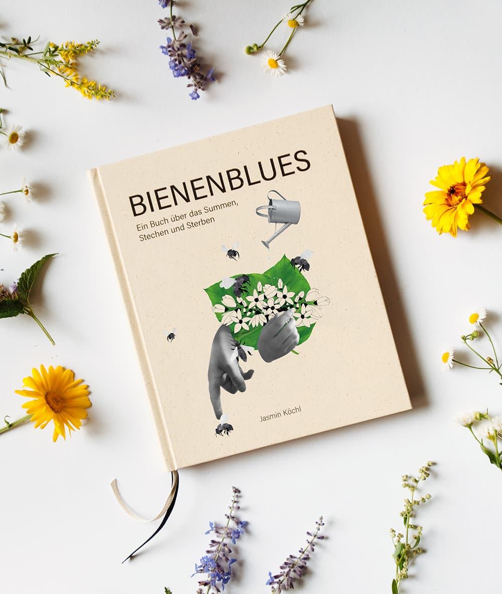 Bienenblues - Ein Buch über das Summen, Stechen und Sterben, J. Köchl, piepmatz Verlag