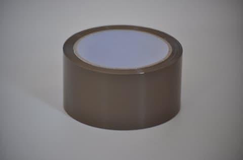 Packband auf Rolle braun 50 mm breit 66 m Länge 46 my