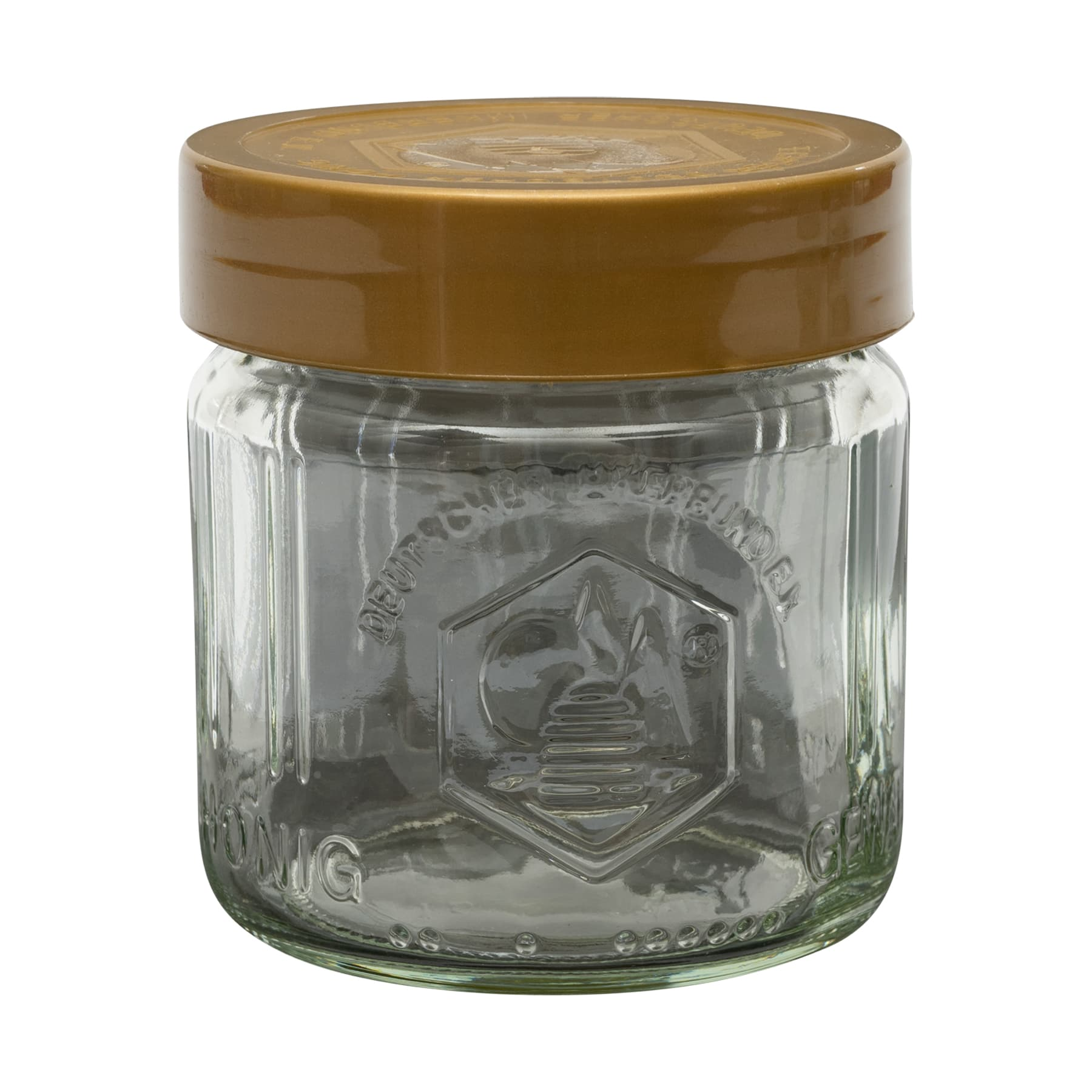 DIB - Glas 250 g in Karton verpackt inkl. Deckel,  wir bieten diese nur nur Selbstabholung an