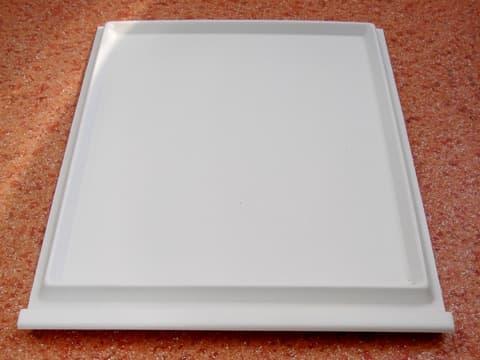 Varroauntersuchungswanne Kunststoff weiß, als Schieblade f.  Zander Liebig / Simplexbeute 355 x 465 mm x 15 mm