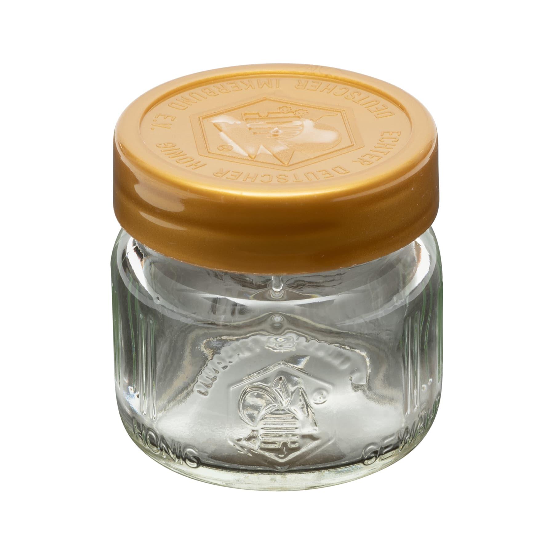 DIB - Glas 30 g inkl. Deckel, 60 Stück in Folie