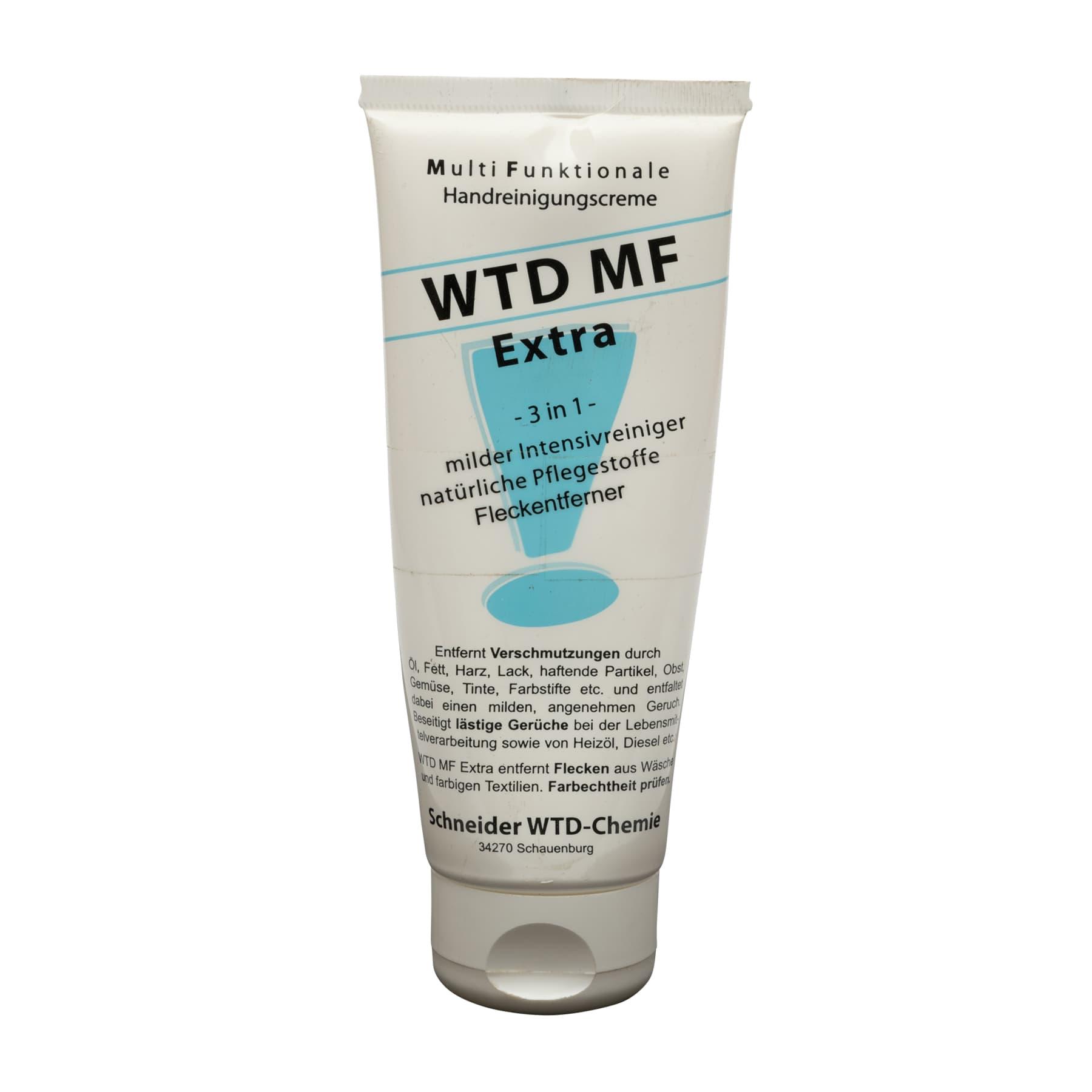 WTD MF Handreinigungscreme 100 ml