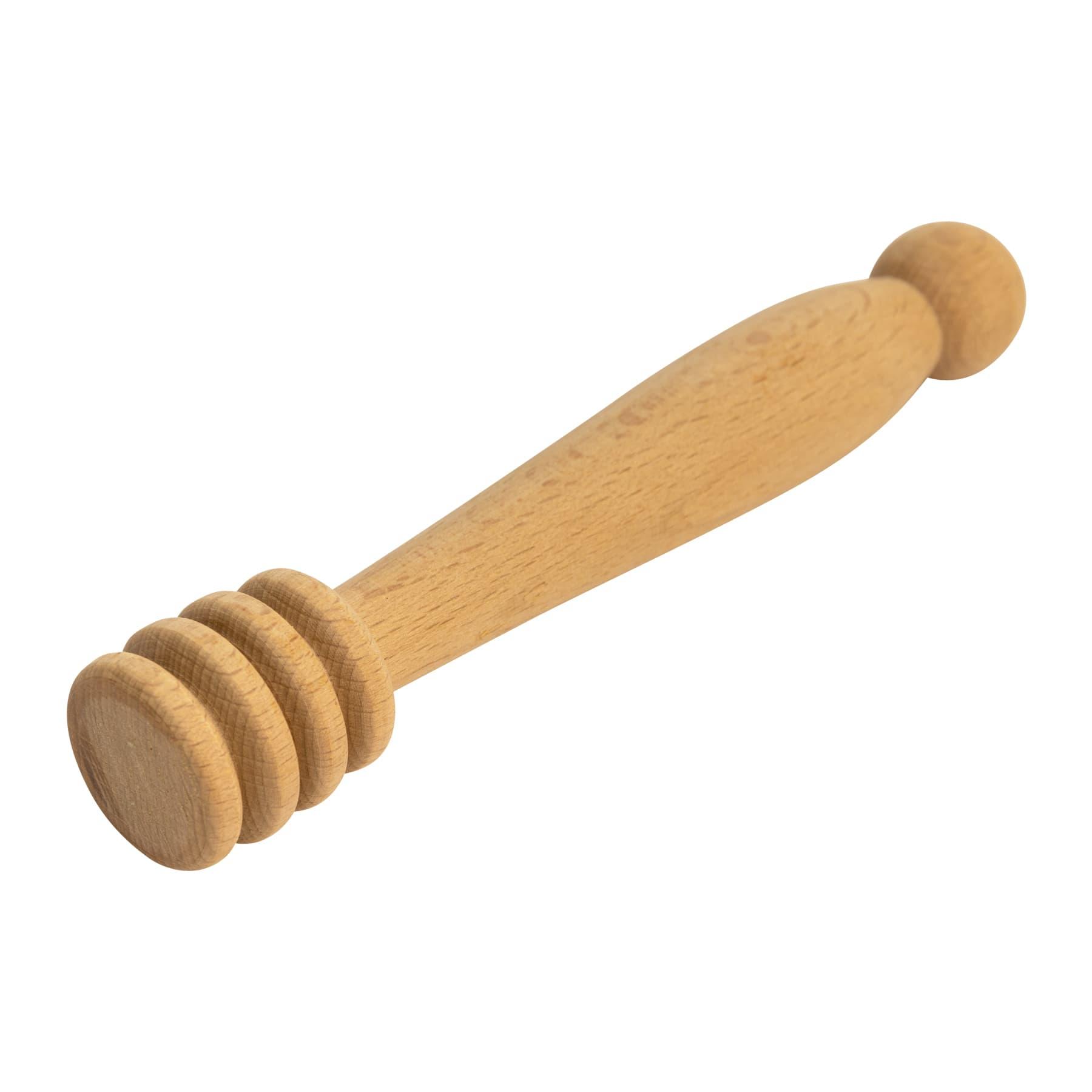 Honignehmer bzw. -löffel aus Holz gedrechselt
