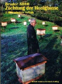 Züchtung der Honigbiene 3. Auflage, Bruder Adam, Koch Imkerei -Technik - Verlag