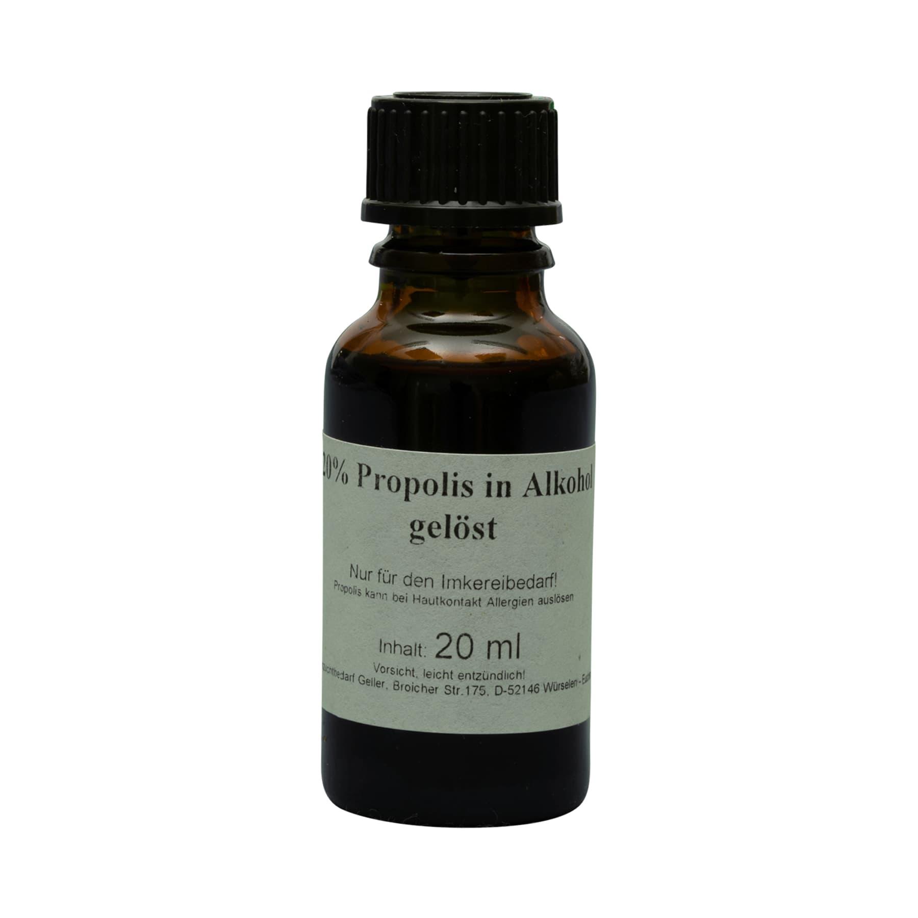 Propolis in Alkohol gelöst 20 ml