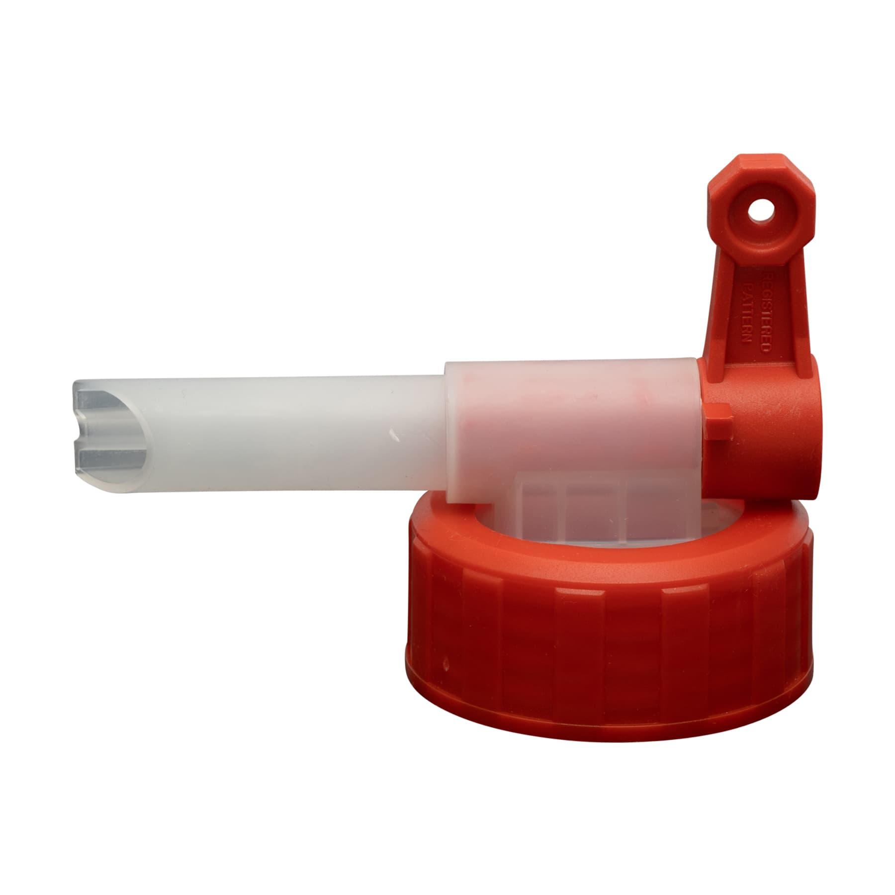 Dosierhahn für 10 L Kanister 45 mm Gewinde, 12 mm Öffnung
