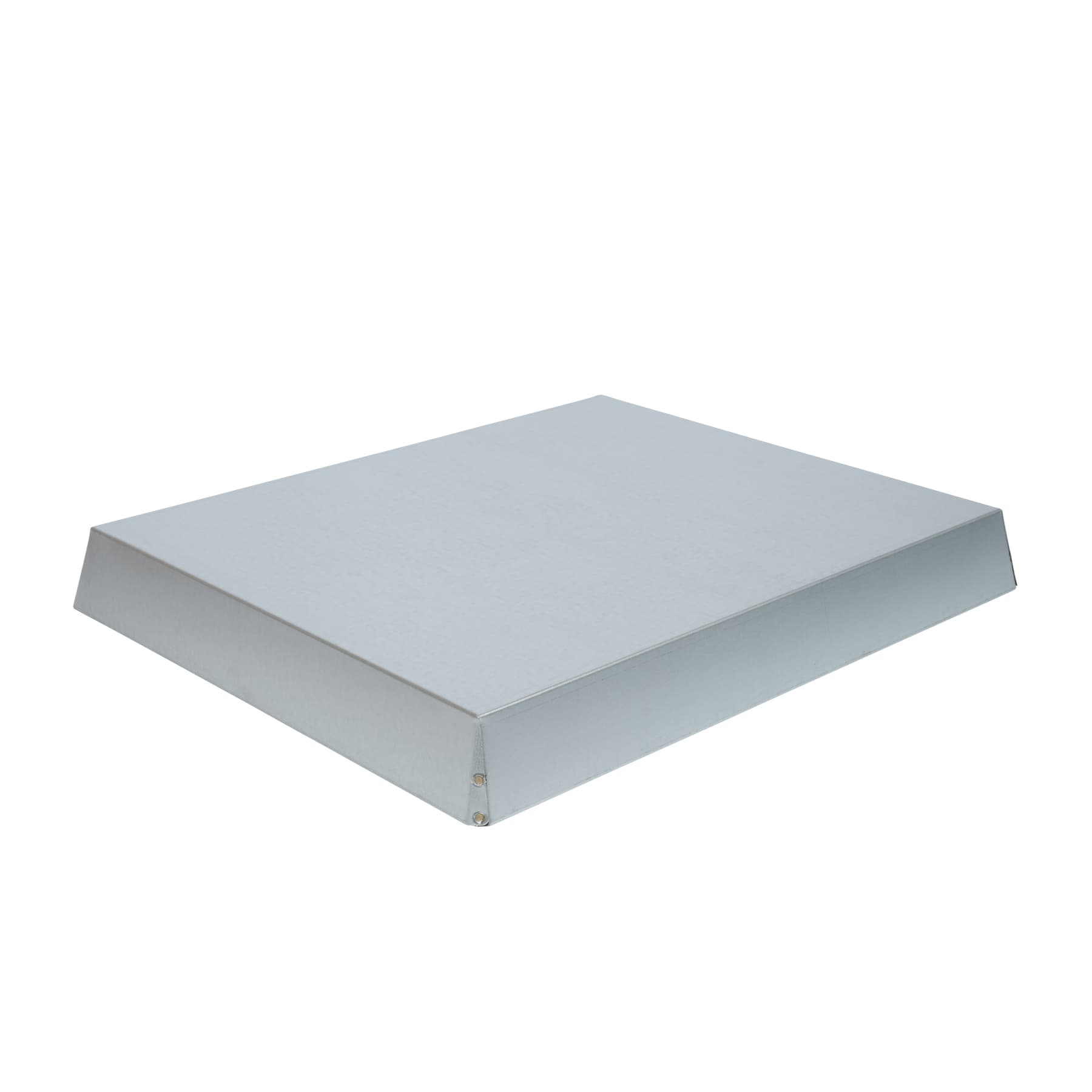 Blechdeckel, verzinkt konisch Innenmaß 425 x 465 x 65 mm für Liebigbeute DN, Beste Qualität 0,7 mm dick, Made in Germany!
