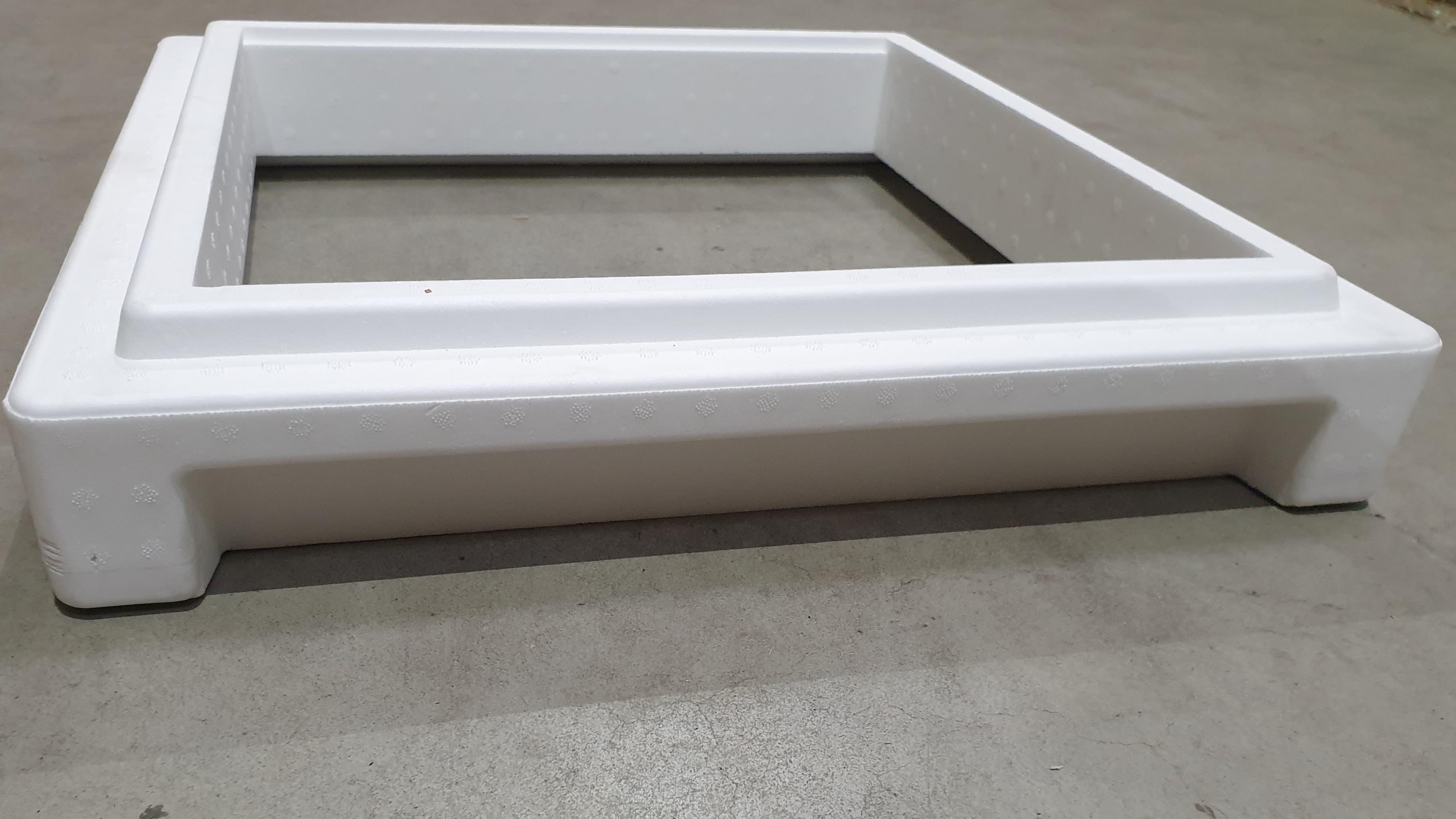 Segeberger Hochbodenrahmen für Universalboden von Stehr klassisch mit 9 mm Fluglochhöhe, Stehr Art. 132010006A