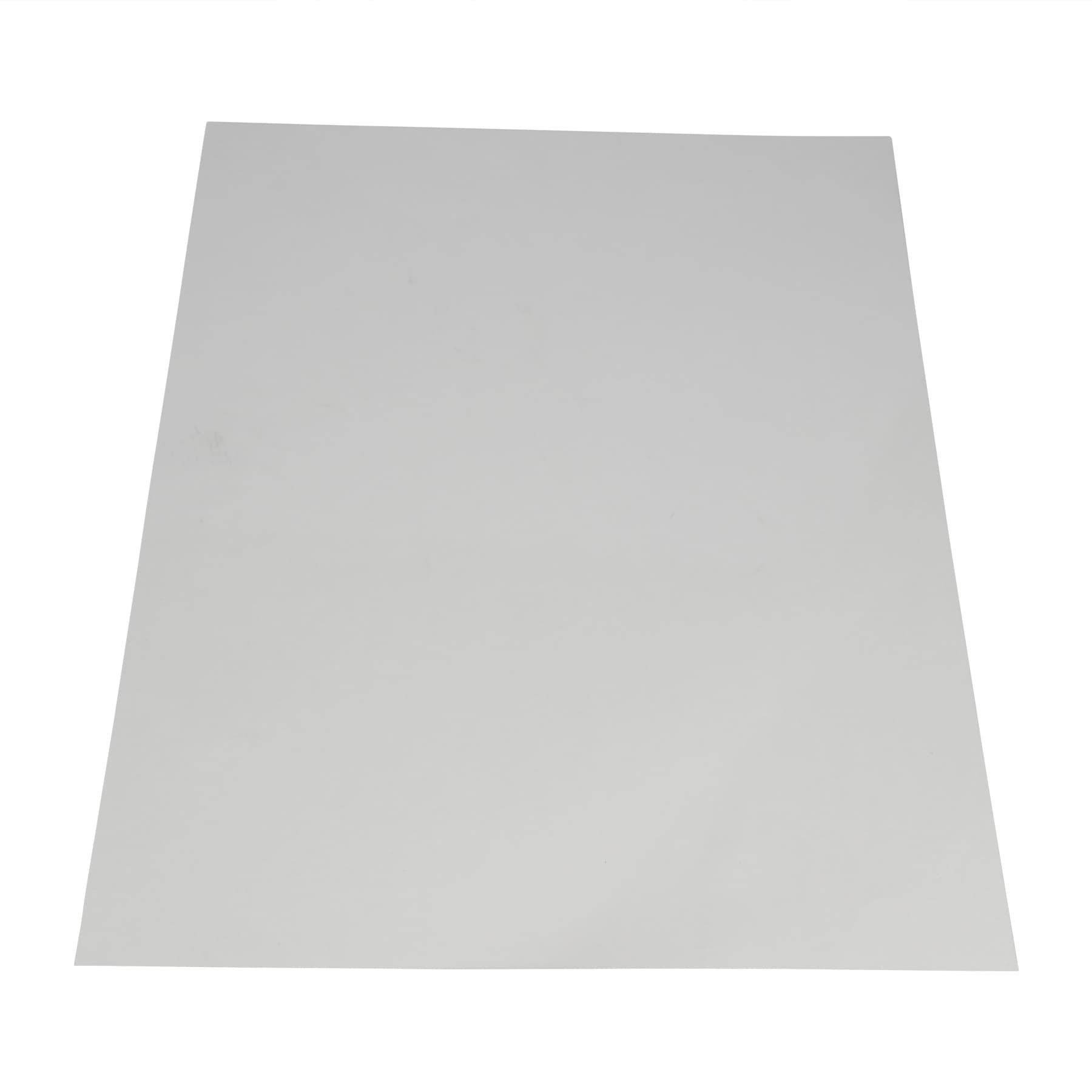 Abdeckfix, Klarsichtabdeckung 477x 378 x 0,4 mm für Liebig Zander Beute,