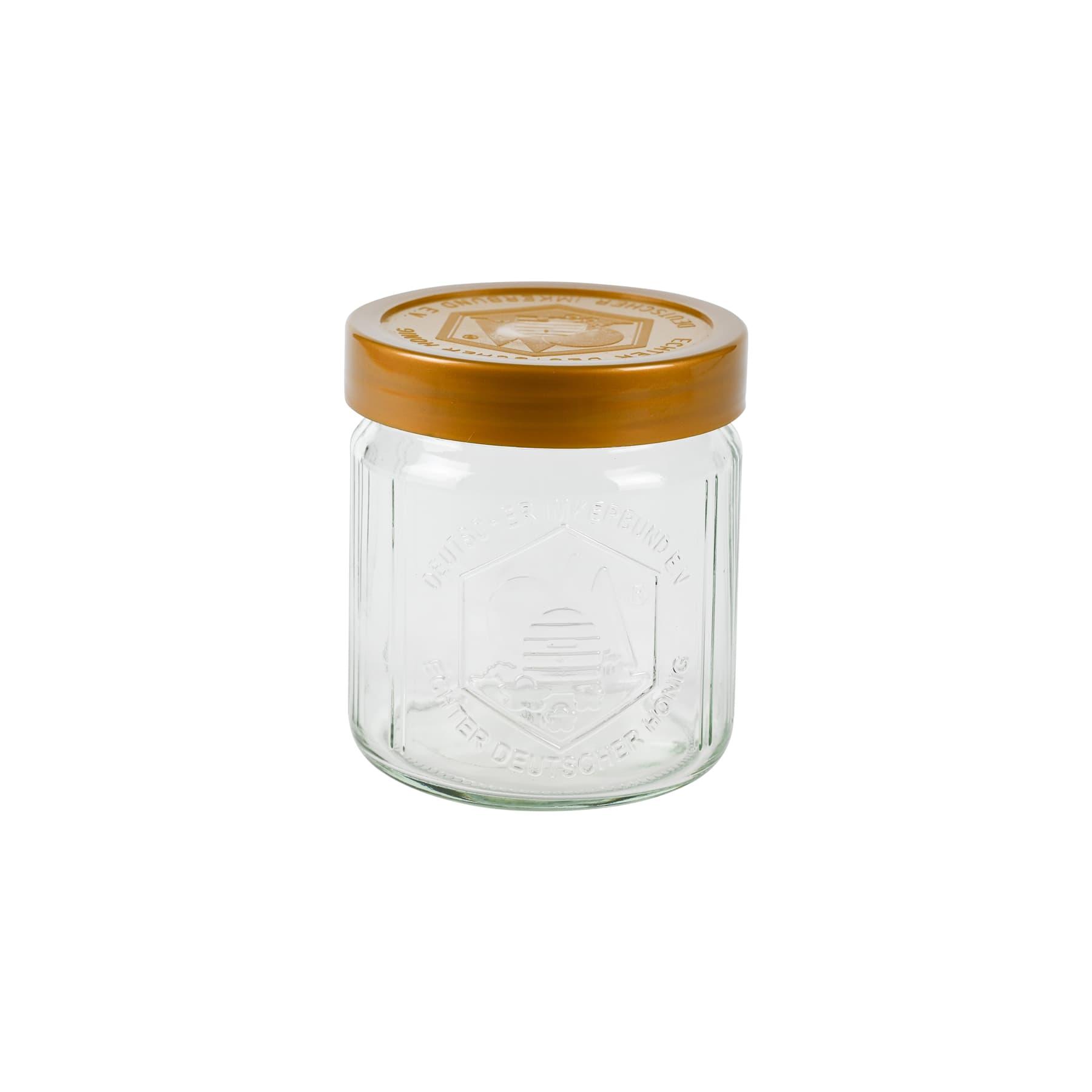 DIB-Gläser 500 g 1 PAL(3168 Stk) inkl. Deckel, lose, 3168 St. FREI HAUS