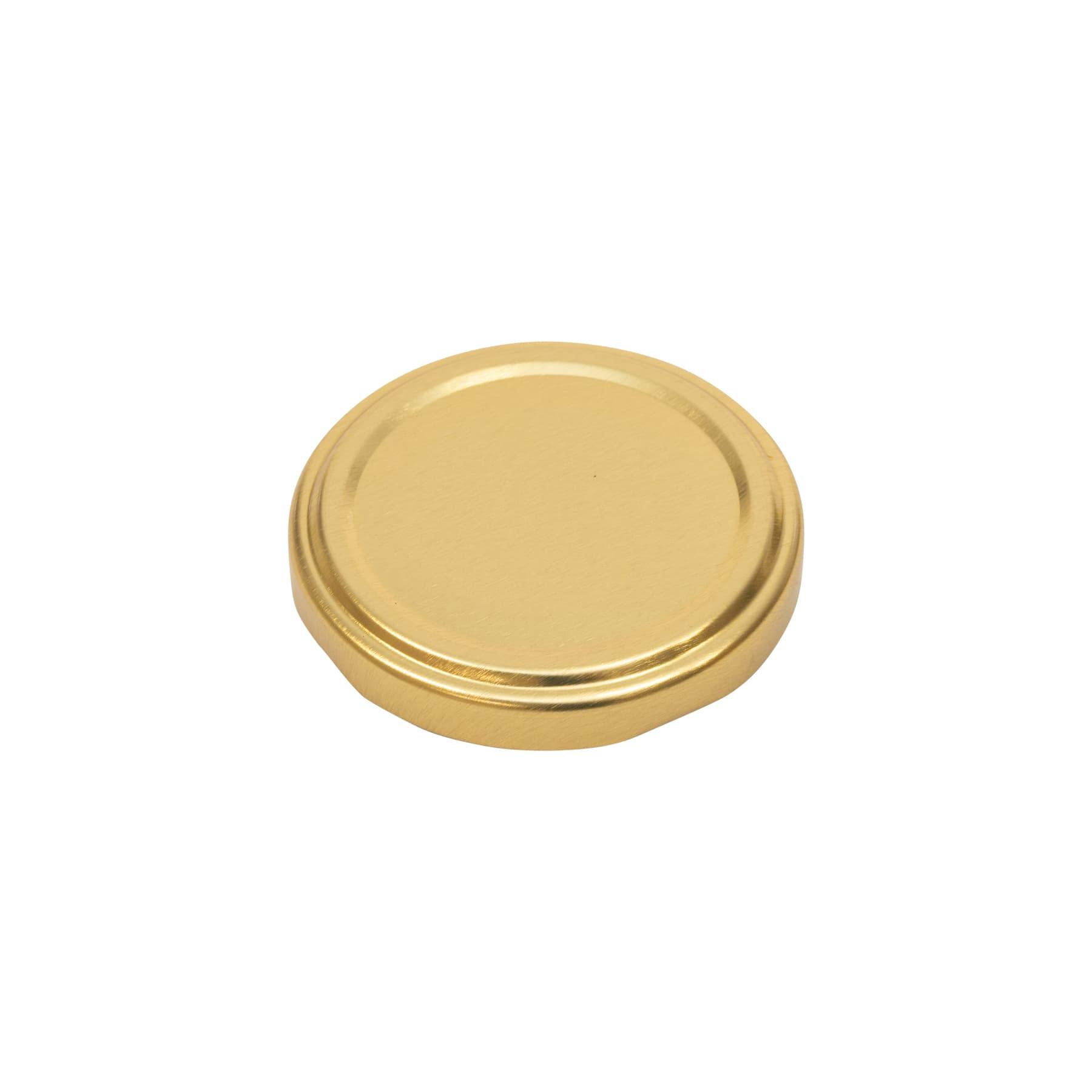 Twist Off Deckel gold 63 mm