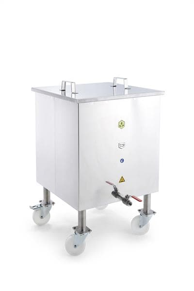 Desinfektionsbehälter ohne Heizung Modell original CFM Nr. 5000305