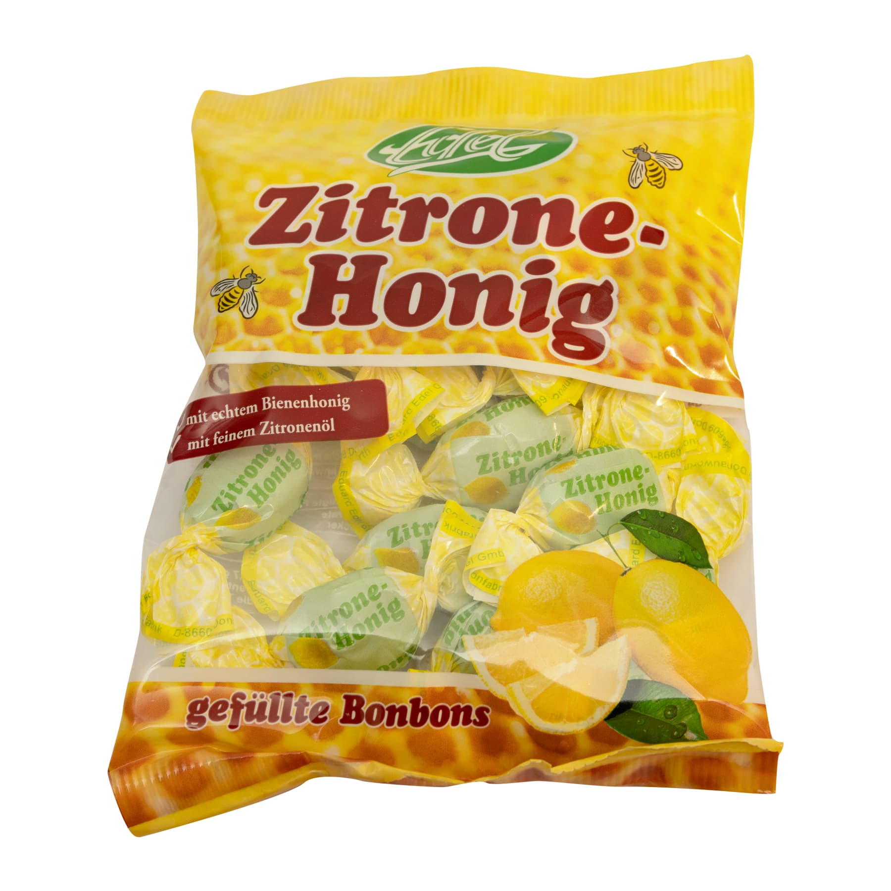 "Honigbonbon "" Zitrone "", 100 g"