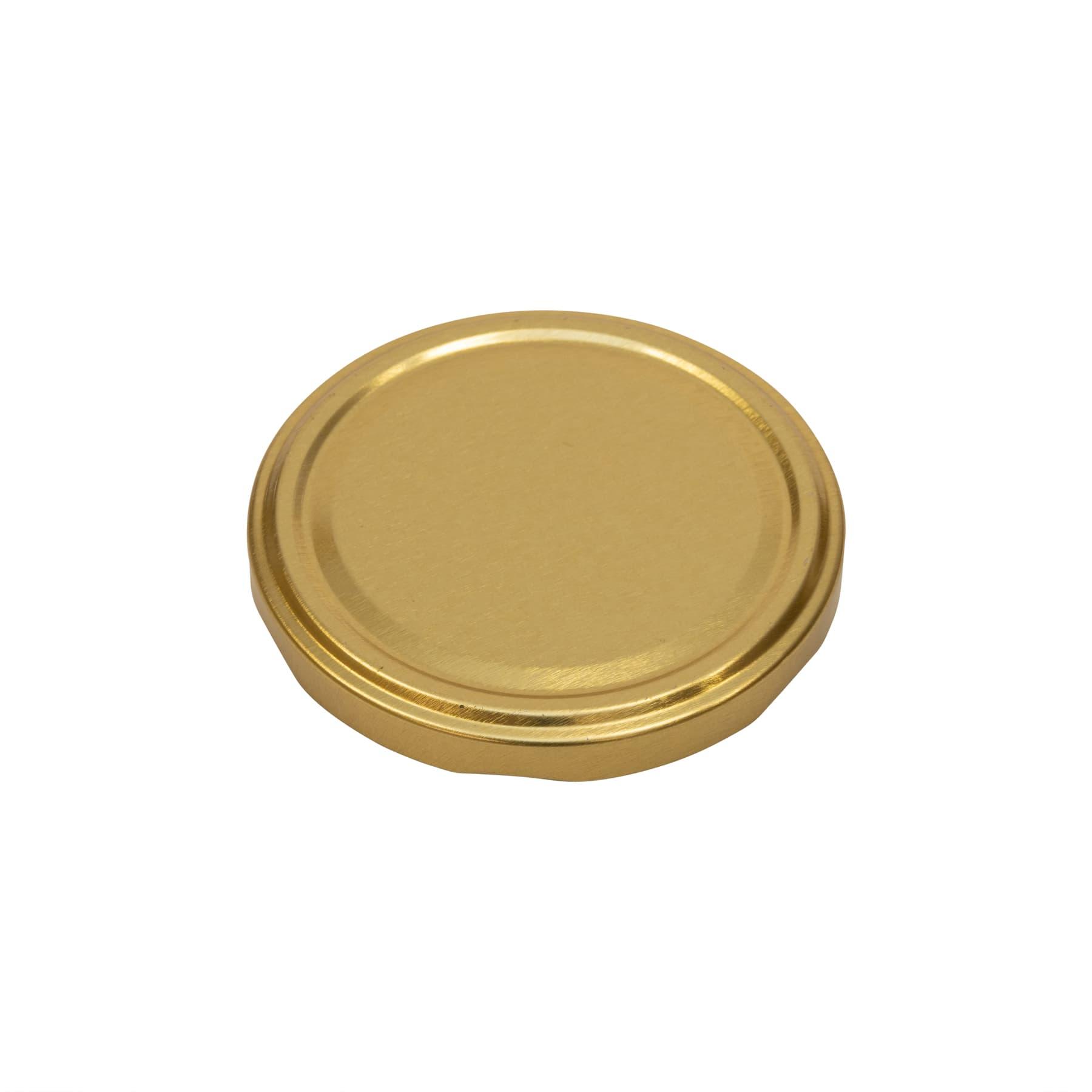 Twist off Deckel gold 82 mm