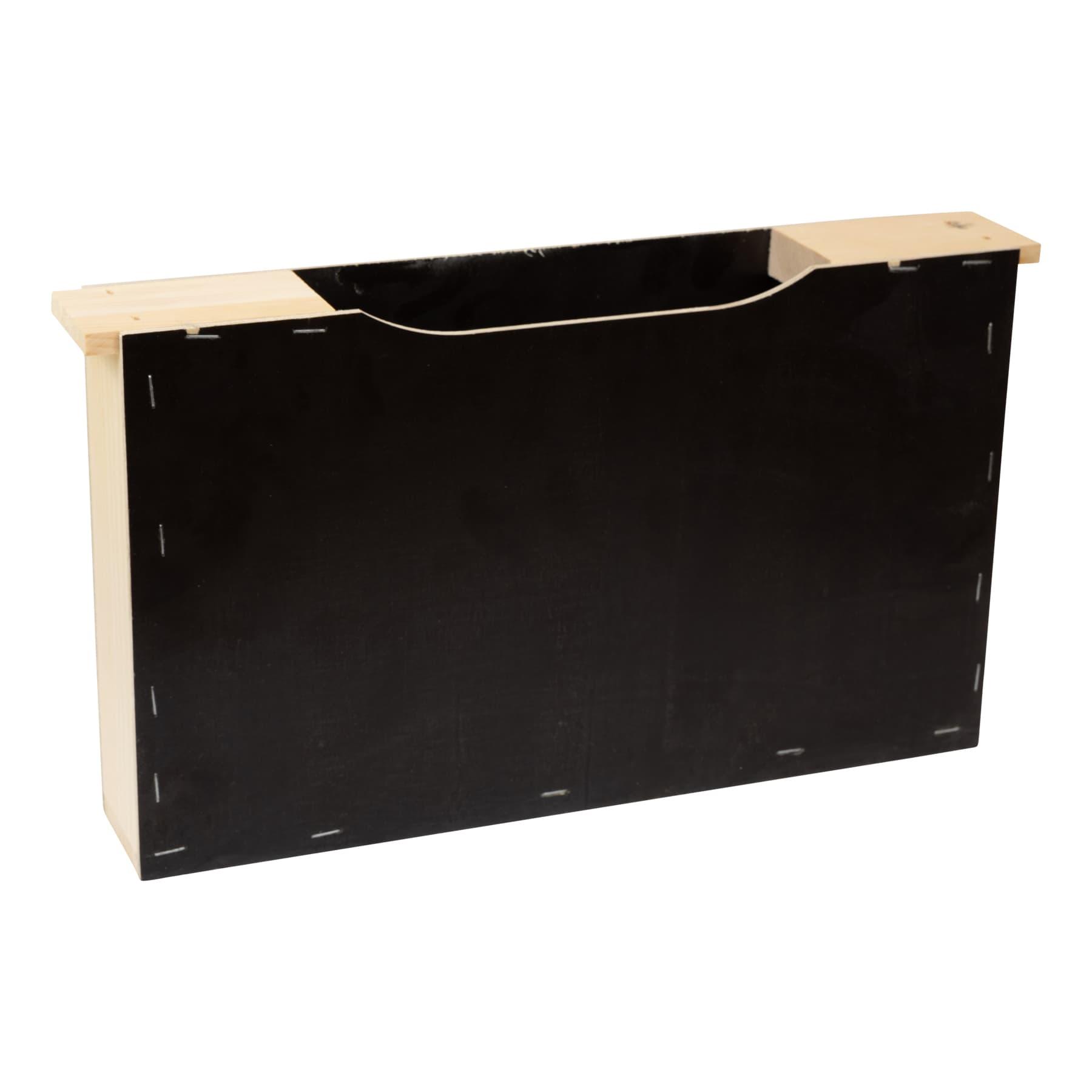 Futtertasche Holz DN