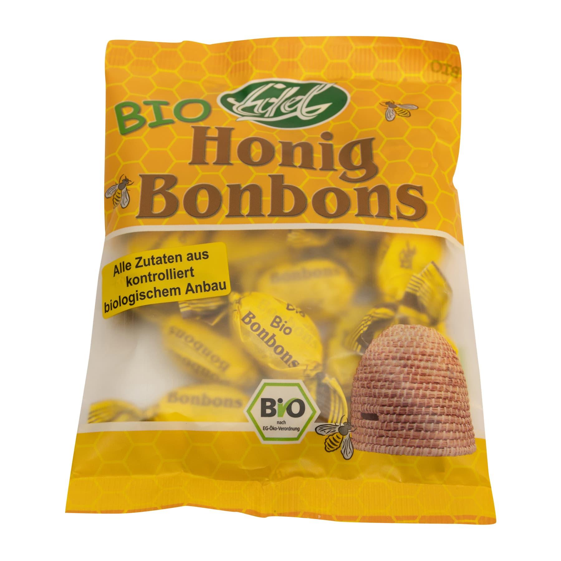 Biohonigbonbon 75 g