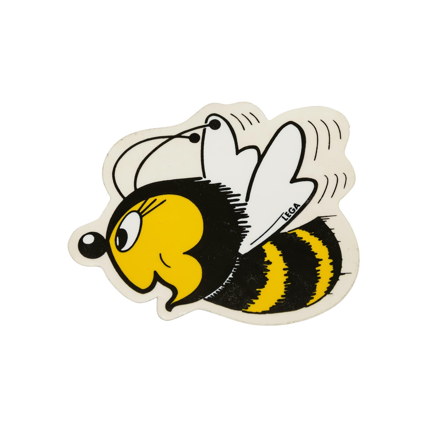 Aufkleber kleine Biene