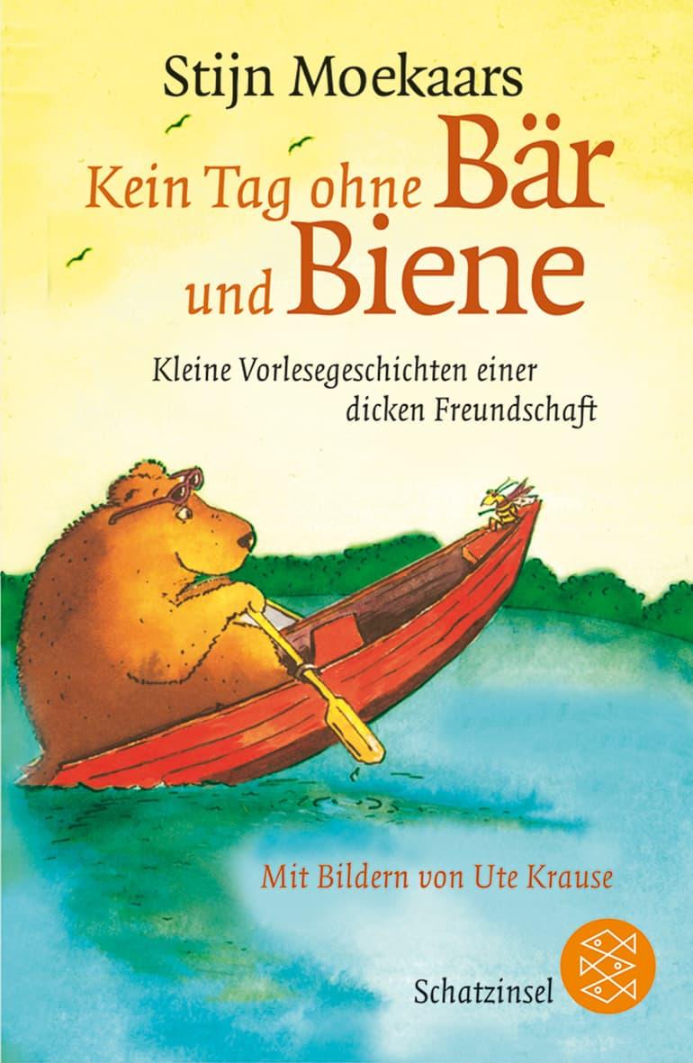 Bär und Biene, Feunde sind das Allerbeste, S. Moekaars, S. Diederen  S. Fischer Verlag - Sauerländer